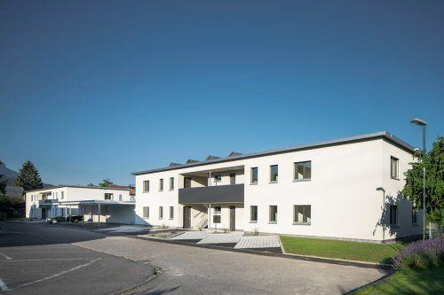 """""""In der Blacha"""" sind zwölf neue Mietwohnungen entstanden, die Vogewosi besitzt 600 derartige Wohnungen in Rankweil. Die Vergabe läuft via Gemeinde. gemeinde"""