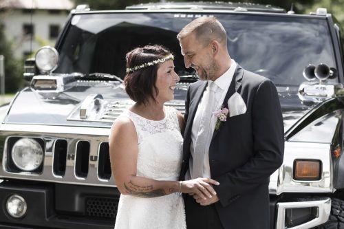 Michaela Kepe und Markus Grabher sind seit 22 Jahren ein Paar. MEDIArt Photographie