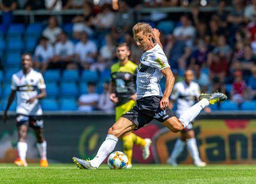 Philipp Netzer wird Altach über die aktive Karriere hinaus erhalten bleiben. apa