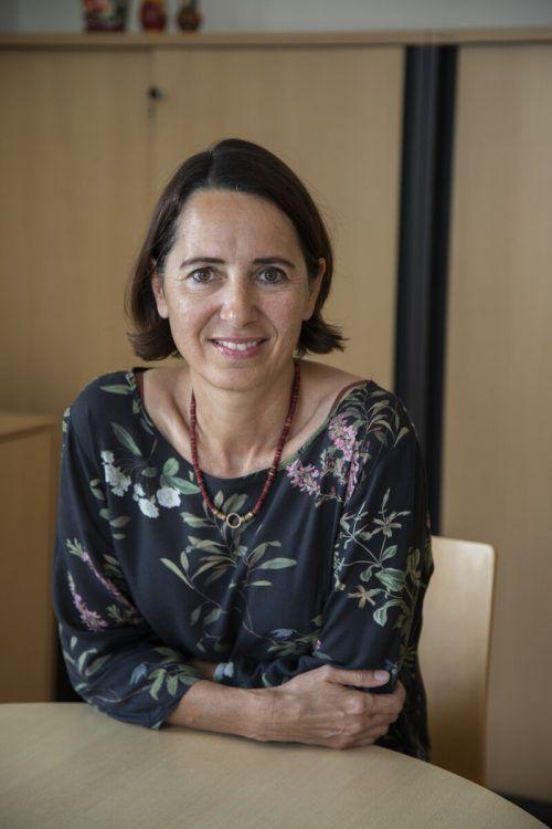Dr. Brigitta Amann leitet die Schulpsychologie in Vorarlberg.VN/Paulitsch