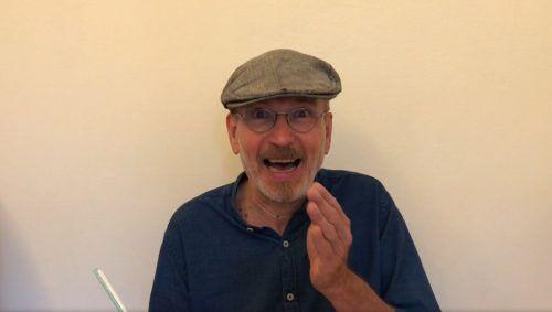 Robert Winklehner löst in seinem Vorlesevideo auf, ob es in der Burg spukt.