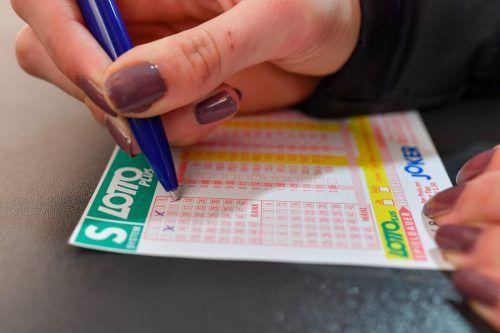 Wohl jeder Lottospieler hofft, dass ihm Fortuna einmal hold ist.vn/lerch