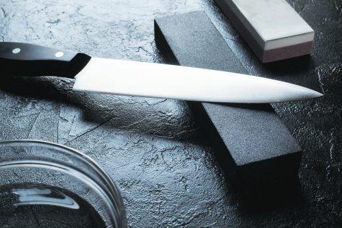 Zu scharfen Messern gehört auch gutes Licht.Shutterstock