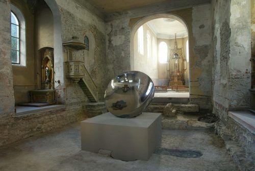 02; Anish Kapoor; Ausstellung;Johanniterkirche;