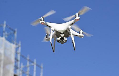 2019 wurden fast 2700 Drohnen bewilligt,heuer bereits 1300. APA
