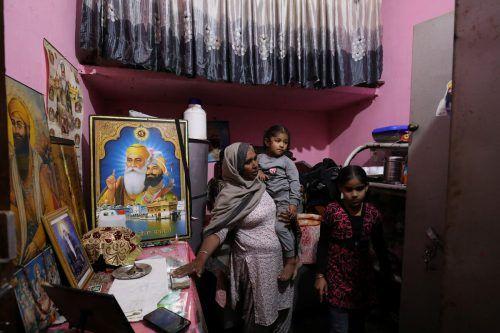 Allein bis 2025 werden pro Jahr 460.000 Mädchen zu wenig geboren. Reuters