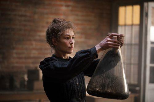Als Frau, Ausländerin und Naturwissenschafterin hatte Curie nicht das leichteste Leben. ap