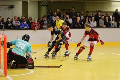 Am 22. August wird in der Dornbirner Stadthalle endlich wieder Rollhockey gespielt. Wolfurt ist als Testspielgegner zu Gast. RHC