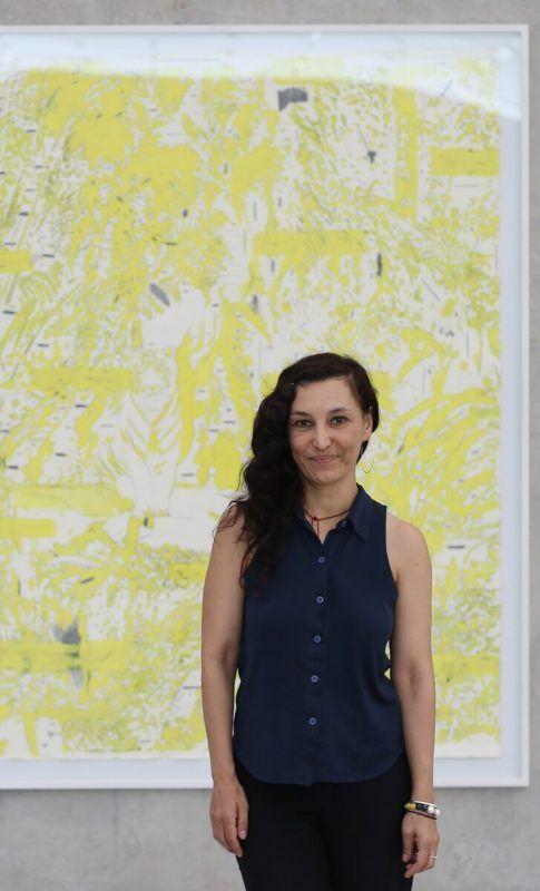 Ania Soliman hat ihr Tagebuch weitergeschrieben. KUB/Olmos Ochoa