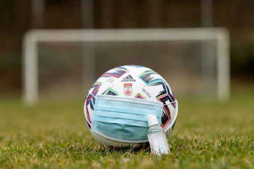 Auch der Amateurfußball wird zurzeit von coronabedingten Maßnahmen geprägt. GEPA