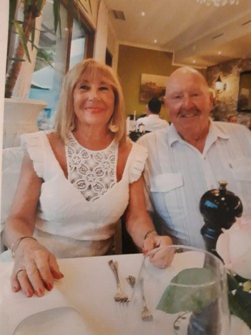 Auf 50 erfüllte Jahre blicken Elke und Rainhard Bohle zurück.