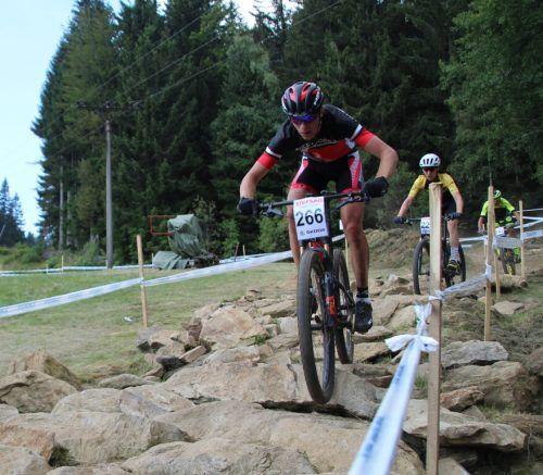Bei der österreichischen Meisterschaft am Wochenende am Zanzenberg in Dornbirn hofft Scherrer auf eine Medaille.