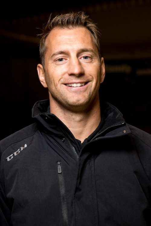 Christoph Peintner arbeitete auch mit dem EHC Lustenau zusammen.gepa