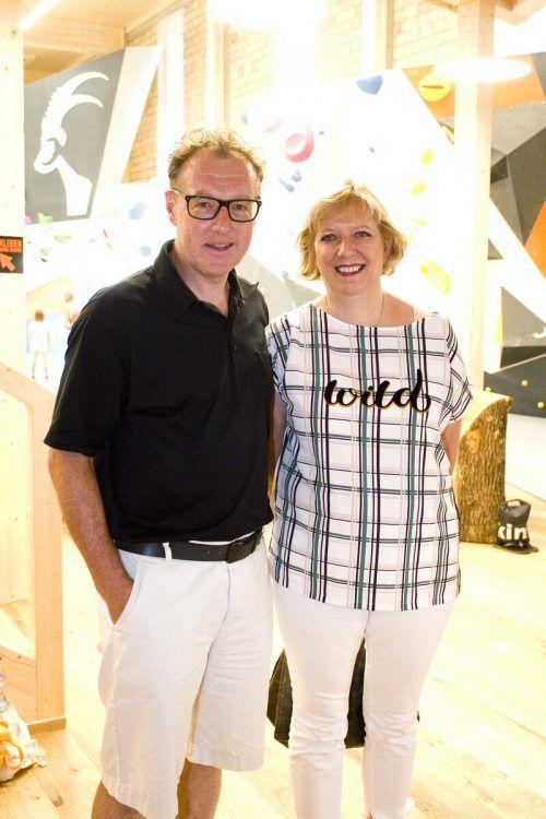 Claudia und Bruno Lechner (Frastanzer).