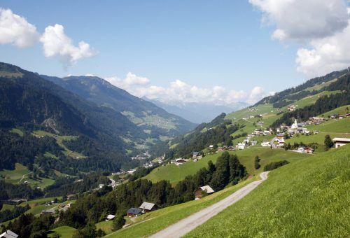 Das Große Walsertal legte schon sehr früh Wert auf eine Entwicklung als nachhaltige Tourismusregion.BI