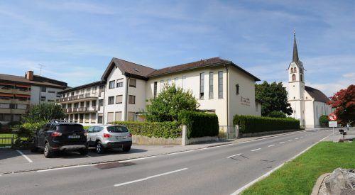 Das Kloster St. Josefshaus in Gaißau wird durch einen Neubau ersetzt, den die Stiftung Liebenau errichtet. ajk