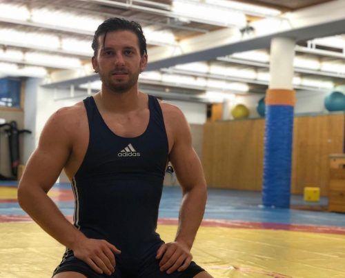 David Halbeisen richtet seinen Blick nach vorne: In vier Jahren möchte er bei Olympia 2024 in Paris antreten, das Training dafür hat bereits begonnen. Knobel
