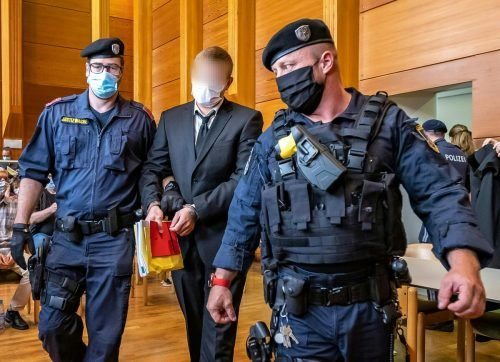 Der 26-Jährige wurde zu lebenslänglicher Haft verurteilt. APA