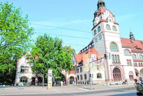 Der Leipziger Zoo gehört zu den ältesten der Welt. Er wurde 1877 gegründet.