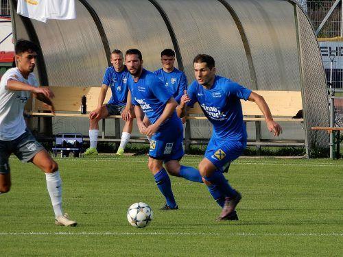 Der SC Admira feierte gegen Lochau einen 3:1-Sieg.cth