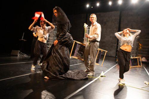 """Die Aktionstheaterproduktion """"Bürgerliches Trauerspiel"""" wird am 2. September in Bregenz uraufgeführt. VN/Hartinger"""