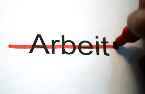 Die AMS-Mitarbeiter in ganz Österreich haben laut Betriebsrat im Zeitraum zwischen März und Juni 73.000 Überstunden geleistet. APA