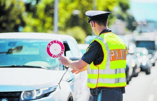 Die bayerische Grenzpolizei wurde 2018 wieder eingeführt.DPA