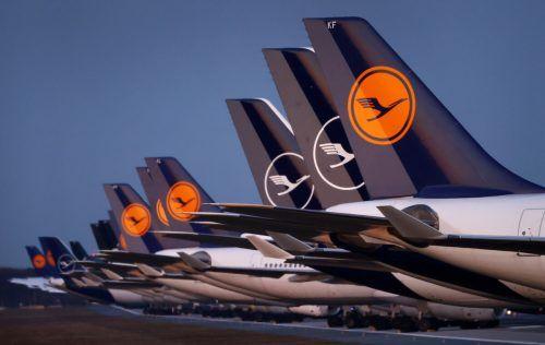 Die Coronapandemie hinterlässt tiefe Spuren im Luftverkehr. reuters