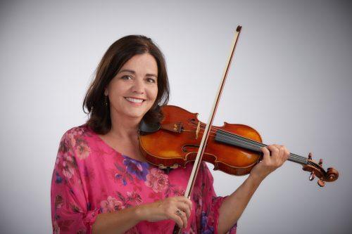 Die Geigerin Editha Fetz arbeitet weiter an der Konzertreihe. fasching