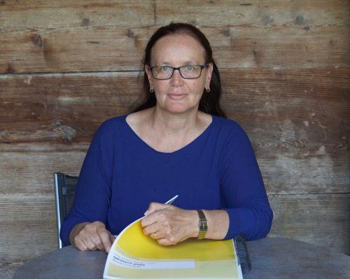 Die Musikwissenschaftlerin Silvia Thurner leitet die Musikdokumentationsstelle in Vorarlberg. albrecht