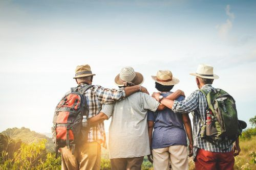 Die Pfarrcaritas bietet ein neues Wanderprogramm für Senioren an. Der Start erfolgt in Hittisau.