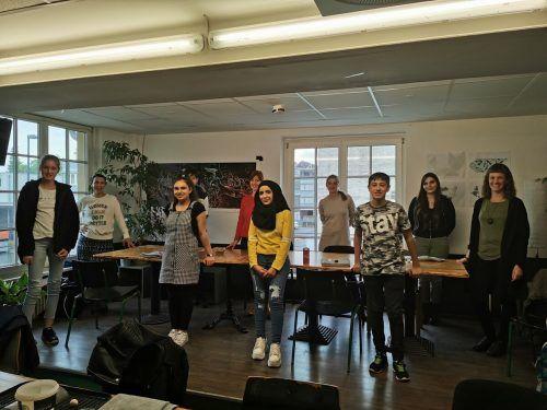 Die Schüler kommen gern in die Denkbar in der Offenen Jugendarbeit Dornbirn.erh