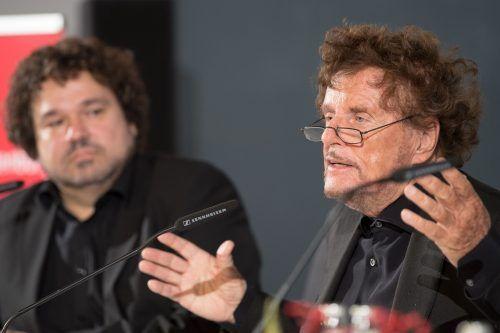 Dieter Wedel weist Vergewaltigungsvorwürfe zurück.AFP