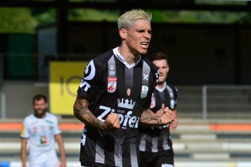 Dominik Frieser wechselt auf die Insel zum FC Barnsley. Gepa