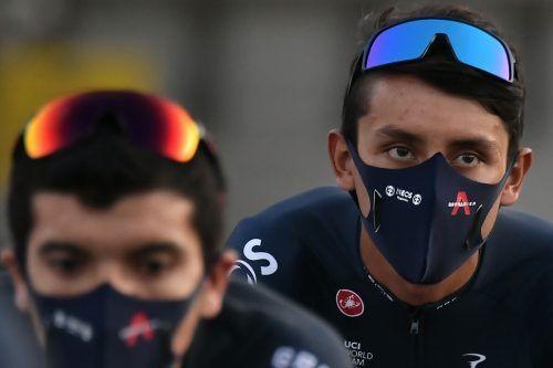 Egan Bernal sieht Primoz Roglic als Favoriten auf den Sieg bei der Tour de France.apa