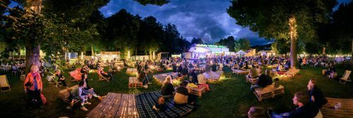 Das Poolbar Festival trotzte bereits dem Corona-Sommer 2020, auch heuer soll daher im Reichenfeld gerockt werden.