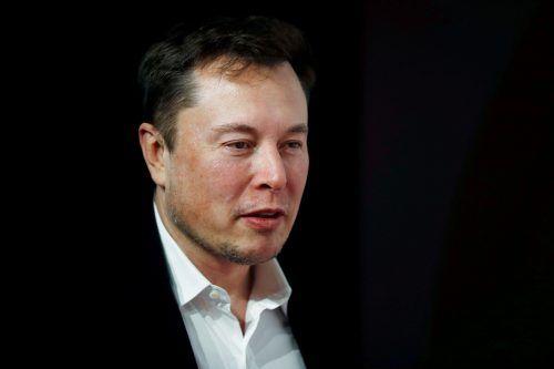 Elon Musk meinte, dass sich darüber die ganze Welt freuen könne. Reuters