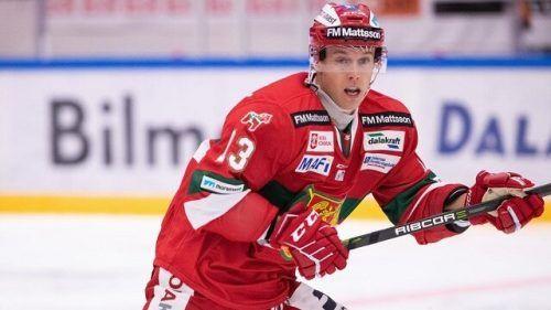 Emil Bejmo bringt Routine ins Team des EHC Lustenau.EL