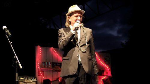 Erneut ist Markus Linder in das New-Orleans-Fest involviert.