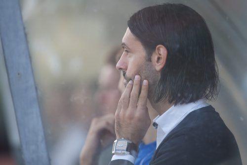Ex-Profi Rifat Sen wird neuer Coach beim typico SV Lochau.Steurer
