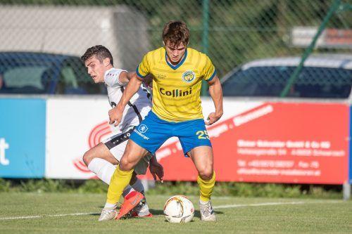 Nach der Corona-bedingten Pause kehrt der VfB Hohenems mit dem Heimspiel gegen Rankweil zuück in die VN.at-Eliteliga. Sams