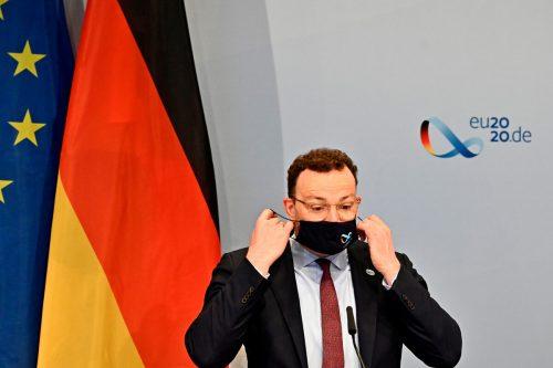 Gesundheitsminister Spahn zufolge wird das Portal ständig ausgebaut. reuters