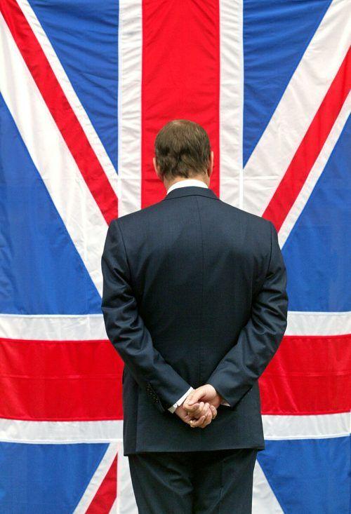 Großbritannien, wie weiter? Vor dem Brexit steht die Arbeitsplatzvernichtung.AFP
