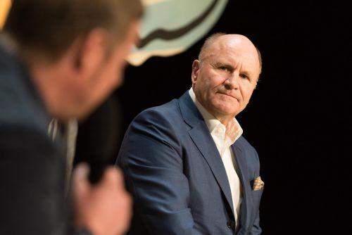 Hans-Peter Metzler: Auch die Festspielhaus-Sanierung läuft planmäßig.