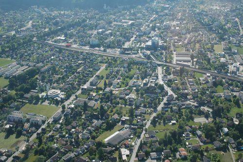 Hohenems will den Stadtteil Herrenried aufwerten.Stadt