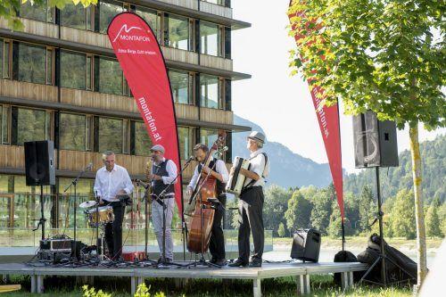 Im Rahmen der Montafoner Resonanzen steht an diesem Wochenende Jazz auf dem Programm. Säly/MT