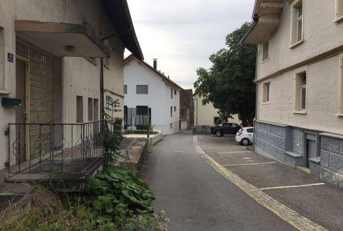 In der Brunnengasse in Rickenbach kaufte die Gemeinde entsprechende Objekte an, um hier das neue Kinderhaus mit Familienzentrum errichten zu können.hapf