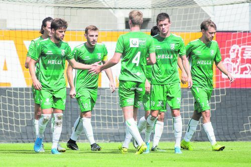 In der ersten Runde des ÖFB-Cups trifft der Hella DSV auf den Bundesligisten TSV Hartberg: VN-Abonnenten können 5 x 2 Karten für das Spiel am Sonntag gewinnen.philipp steurer