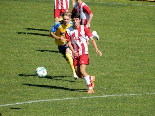 In der ersten VFV-Cuprunde spielte gegen Schruns nur der FCD.