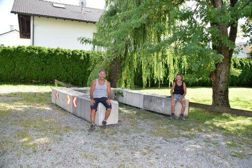 In Hard gibt es nun in der Erlachstraße eine öffentliche Grünmüllsammelstelle.